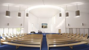 Church 1 Internal