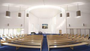 Church 1 Internal